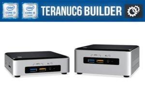 TeraNUC6 Builder
