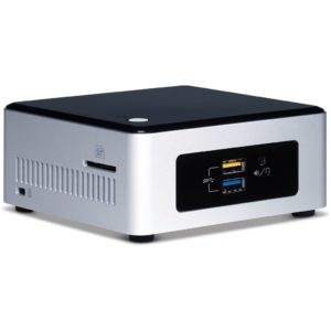 Intel NUC5CPYH mini PC runko (BOXNUC5CPYH) - 1
