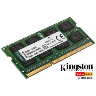 Kingston 8GB 1600MHz DDR3L 1.35V CL11 SO-DIMM ValueRAM (KVR16LS11/8) - 1