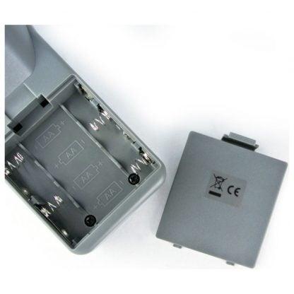 Kannettava tallentava sisäilmanlaadun tarkkuusmittari AO1-77597 (CO2, CO, TEMP, RH, DP, WB) (A01-77597) - 5