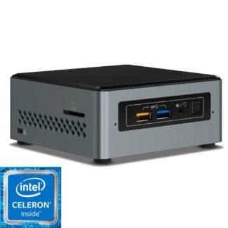 Intel NUC6CAYH mini PC runko (BOXNUC6CAYH) - 1