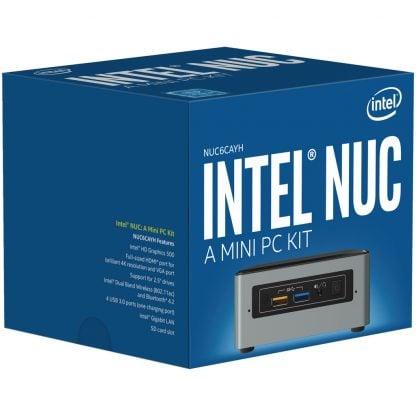 Intel NUC6CAYH mini PC runko (BOXNUC6CAYH) - 6