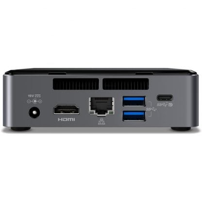 Intel NUC7i3BNK mini PC runko (BOXNUC7I3BNK) - 3