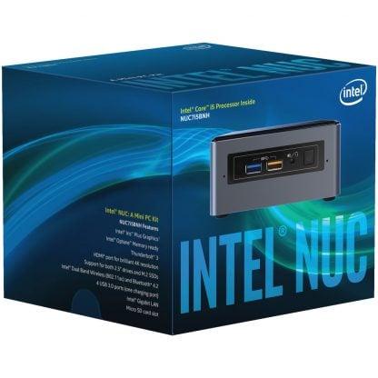 Intel NUC7i5BNH mini PC runko (BOXNUC7I5BNH) - 4