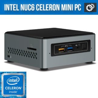Intel NUC6 Celeron Mini PC