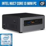 Intel NUC7 Core i3 Mini PC