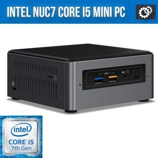 Intel NUC7 Core i5 Mini PC