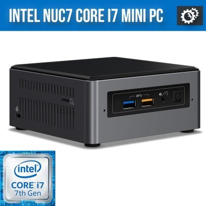 Intel NUC7 Core i7 Mini PC