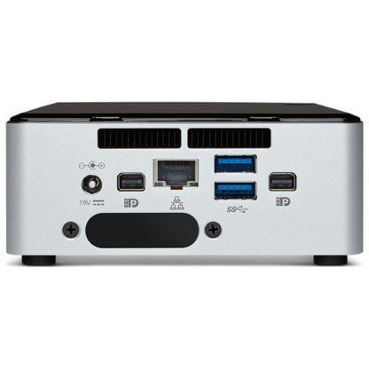 Intel NUC5i5MYHE (vPro) mini PC runko (BLKNUC5I5MYHE) - 2