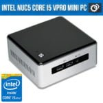 Intel NUC5 Core i5 vPro Mini PC