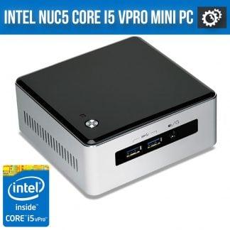 Intel NUC5 Core i5 vPro Mini PC