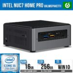 Intel NUC7 Home Pro Mini PC valmispaketti