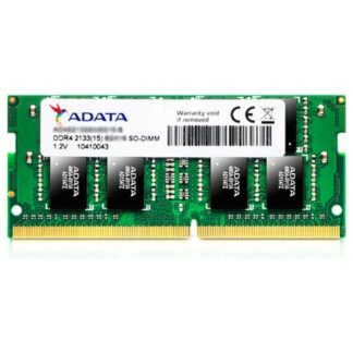 ADATA 8GB 2133MHz DDR4 CL15 SO-DIMM Premiere (AD4S213338G15-R) - 1