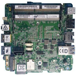 Intel NUC7i5BNB Core i5 Mini PC emolevy (BLKNUC7I5BNB) - 1