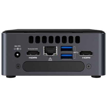 Intel NUC7i5DNH2E mini PC runko (BLKNUC7I5DNH2E) - 3