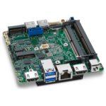 Intel NUC7i3DNBE Core i3 Mini PC emolevy (BLKNUC7I3DNBE) - 1
