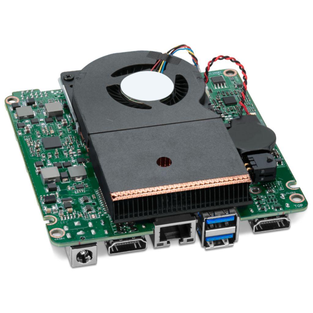 Intel NUC7i3DNBE Core i3 Mini PC emolevy (BLKNUC7I3DNBE) - 5