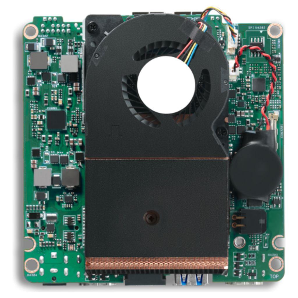 Intel NUC7i3DNBE Core i3 Mini PC emolevy (BLKNUC7I3DNBE) - 6
