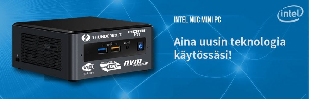 Intel NUC Mini PC - 01