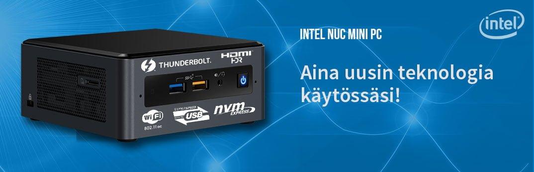 Intel NUC Mini PC - 01