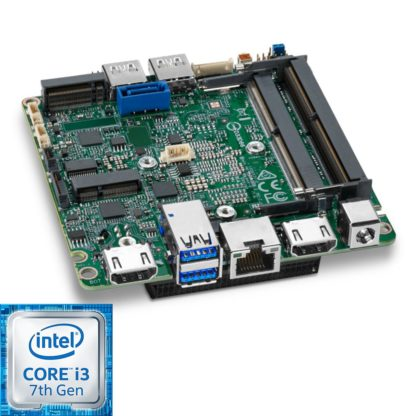 Intel NUC7i3DNBE Core i3 Board PC