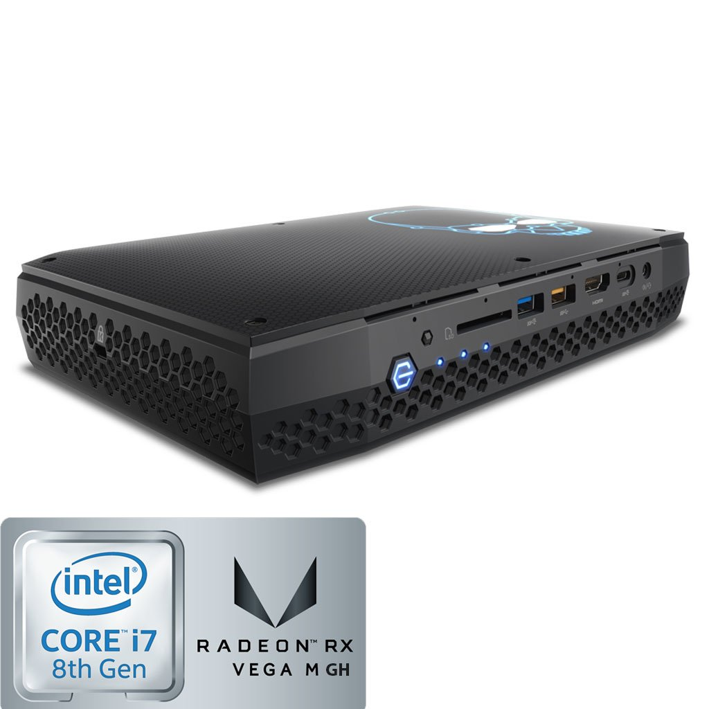 Intel NUC8i7HVK Mini PC