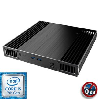 Intel NUC7 Core i5 Plato X7D passiivi Mini PC