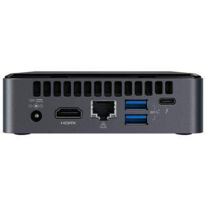 Intel NUC8i3BEK Mini PC runko (BOXNUC8I3BEK2) - 3