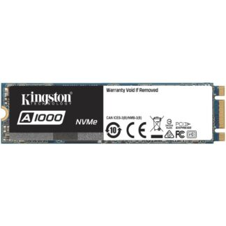 Kingston SSDNow A1000 960GB 3D TLC SSD M.2 PCIe Gen3x4 (SA1000M8/960G) - 1