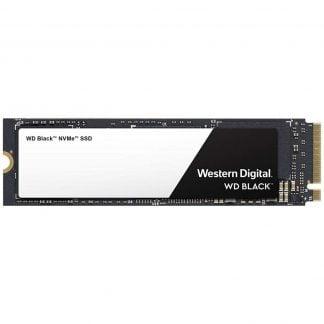 WD Black NVMe 250GB 3D TLC SSD M.2 PCIe Gen3x4 (WDS250G2X0C) - 1