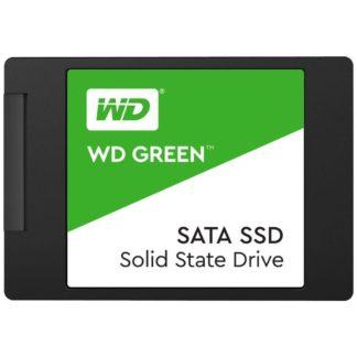 WD Green 480GB 3D MLC SSD 2.5inch SATA3 (WDS480G2G0A) - 1