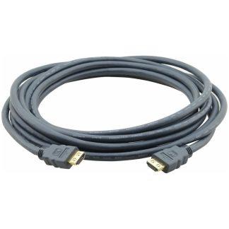Kramer C–HM/HM HDMI 2.0 harmaa näyttökaapeli 7.6m (97-0101025) - 1