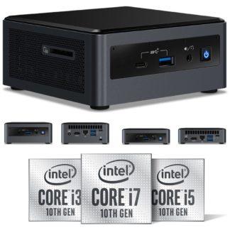 Intel NUC yleismallisto