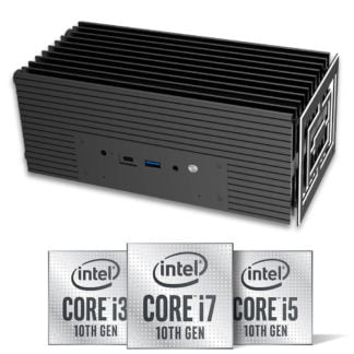 Intel NUC 10 Silent Turing FX Mini PC