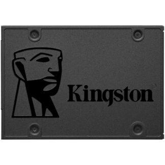 Kingston SSDNow A400 480GB 3D TLC SSD 2.5inch SATA3 (SA400S37/480G) - 1